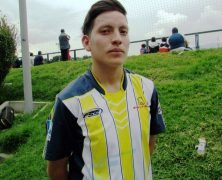 JEAN CARLOS RODRÍGUEZ: CAPITÁN DE ALIANZA SPORT EN EL PREJUVENIL