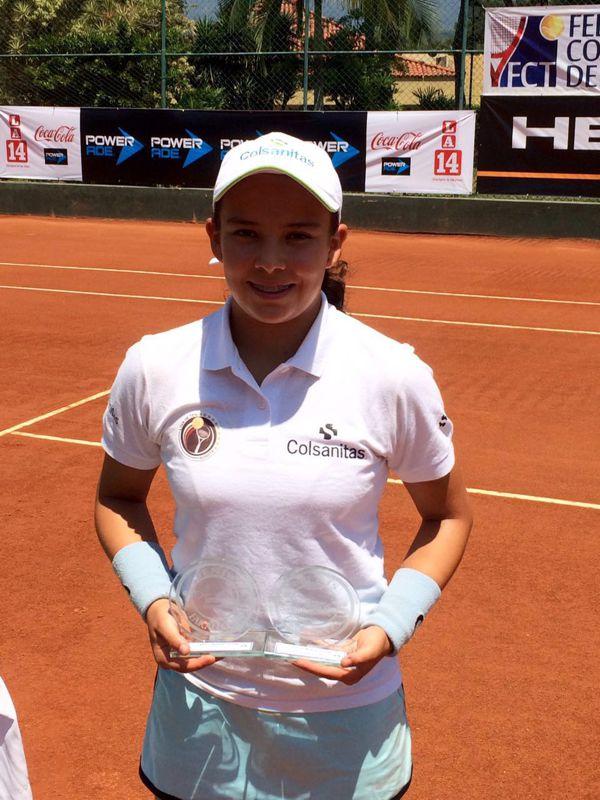 Jessica Plazas campeona en Cali 2016 (1)