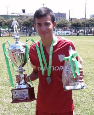 Johan Acevedo goleador 2020