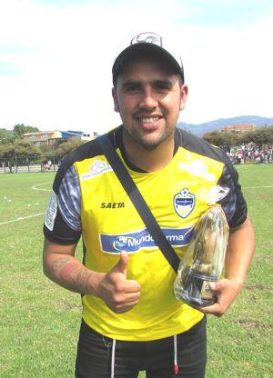 José Mauricio gómez valla 2019