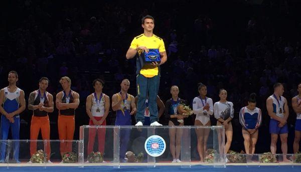 JOSSIMAR CALVO CAMPEÓN DEL WORLD CHALLENGE CUP