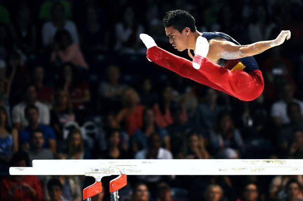 Jossimar Calvo cupo al mundial en Doha