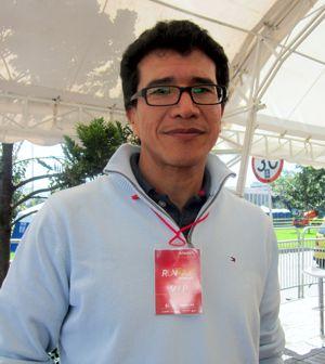 Juan Carlos Gonzalez Run Tour