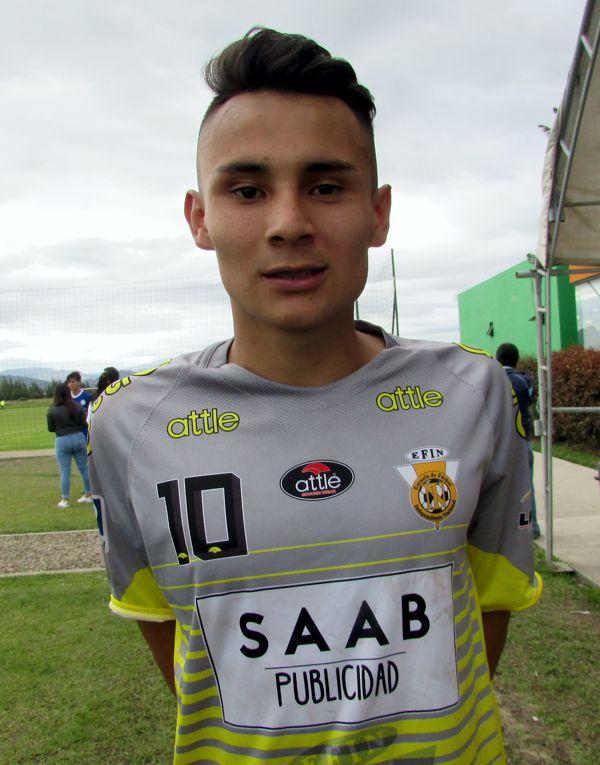 Juan Daniel Sandoval