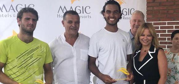 Juan Manuel Benitez campeón tunez