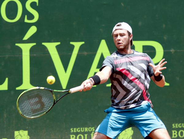 Juan Sebastian Gomez tenis