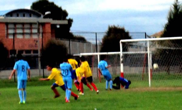 Juanito vs New Soccer