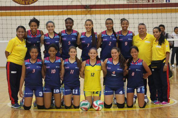 Juegos Escolares Centroamericanos y del Caribe voleibol jpg
