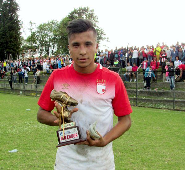 Julian Benavides Goleador