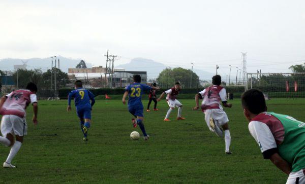 Juventud Capitalina vs Boca Juniors 2