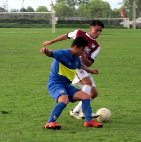 Juventud Capitalina vs Boca Juniors