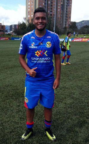Kevin Mirque autor gol Cundinamarca 3 fecha