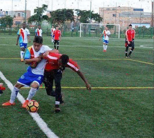 La Paz FC partido