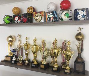 La Squadra trofeos