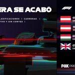 ¡LA ESPERA SE ACABÓ! LLEGA LA TEMPORADA 2020 DE FÓRMULA 1® A FOX PREMIUM