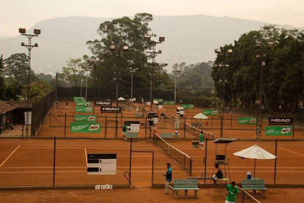 La fiesta del tenis nacional Grado 1 Antioquia