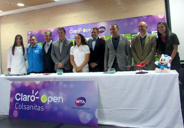 Lanzamiento Claro Open 2017
