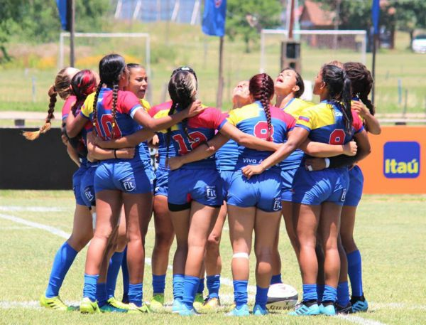 BRONCE PARA LAS 'TUCANES' EN EL SUDAMERICANO DE RUGBY SEVENS EN URUGUAY