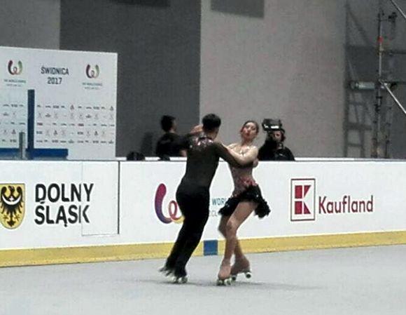 Las lesiones las alejaron del podio Natalia Ortega y Marcela Cruz