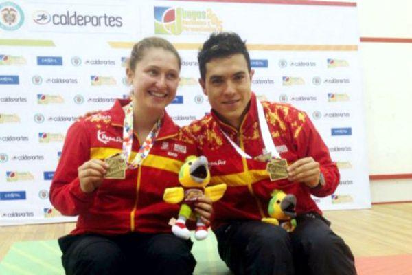 Laura Tovar y Miguel Angel Rodriguez