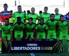 EQUIDAD LOGRÓ SU 1ER TRIUNFO EN LA CONMEBOL LIBERTADORES SUB-20