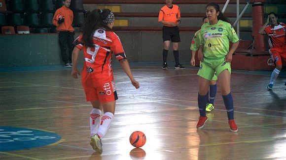 Libertadores-femenino 2 fecha