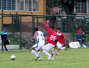 Lifutbol vs Alianza Sur