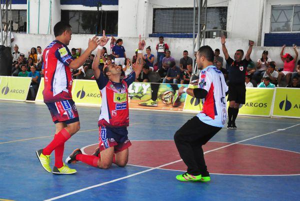 Liga Argas Barraqnuilla vs. Inter Cartagena