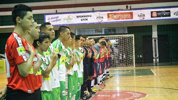 Liga Argos Deportivo Meta vs Saeta