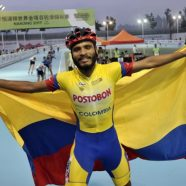 ARTÍSTICO Y HOCKEY PATÍN CELEBRAN EN WORLD ROLLER GAMES