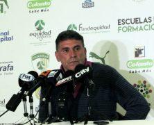 LUIS FERNANDO SUÁREZ YA ESTÁ TRABAJANDO EN LA EQUIDAD