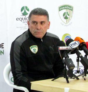 Luis Fernando Suares - Jaguares
