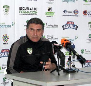 Luis Fernando Suarez Bmanga 2018