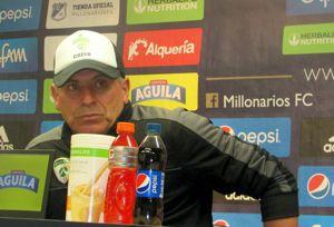 Luis Fernando Suarez Millonarios