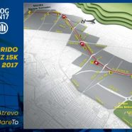 RECORRIDO OFICIAL CARRERA ALLIANZ 15K 2017