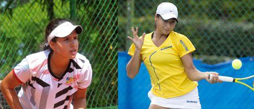 María Camila Osorio y Maria Fernanda Herazo