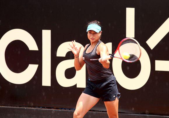 María Fernanda Herazo Claro Open