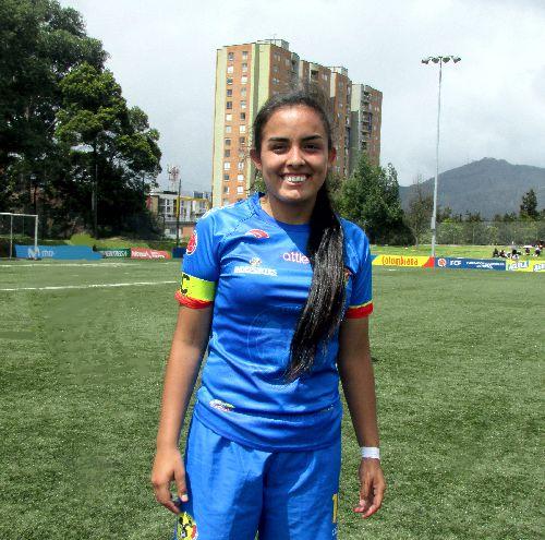 María Fernanda Valderrama