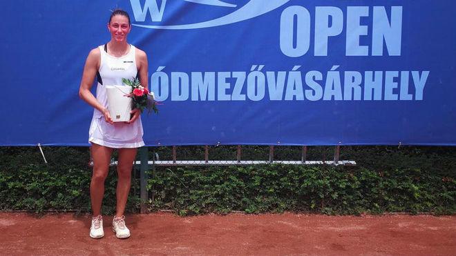 Mariana Duque Campeona en Hugría