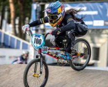 MARIANA PAJÓN SE CONSAGRA EN ARGENTINA Y ES LÍDER DE LA COPA MUNDO UCI BMX