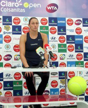 Mariana a final de dobles