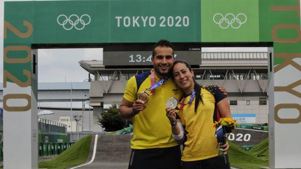 TERCERA PELÍCULA DEL BMX COLOMBIANO EN JUEGOS OLÍMPICOS: TOKIO 2020