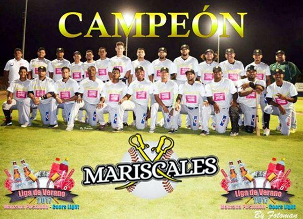 Mariscales Campeon
