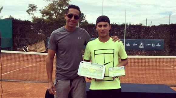Mateo Gómez Campeon Queretaro Junior México