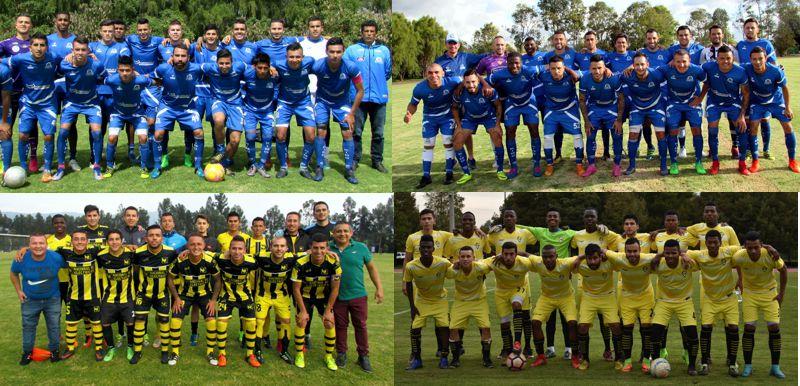 Medical, Alianza, Nacional y La Squadra