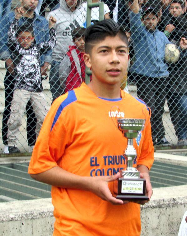 Mejor Jugador Futruas Estrellas Pablo Lancheros
