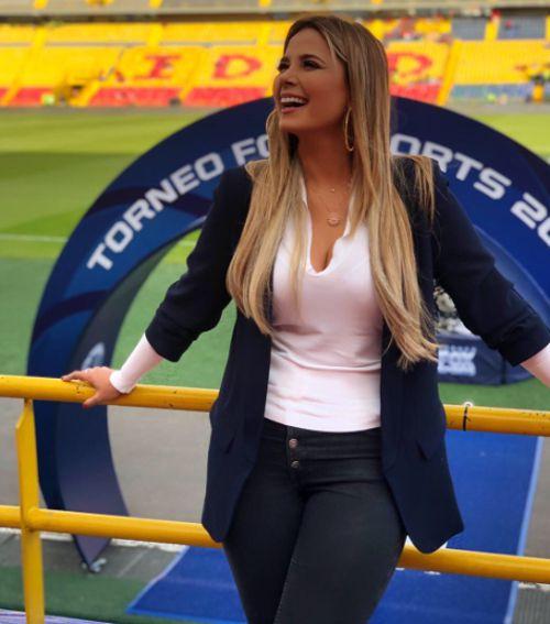 Melissa Martínez, Presentadora FOX (1)