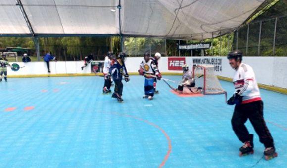 Menores de hockey en línea