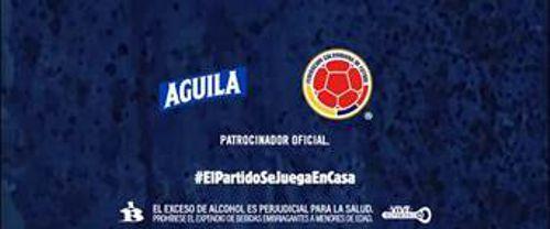 Mensaje FCF y Cerveza Aguila