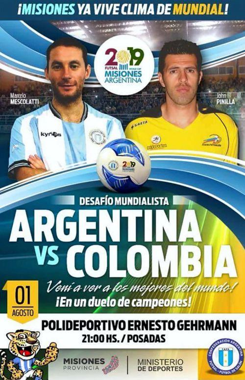 Microfutbol Argentina